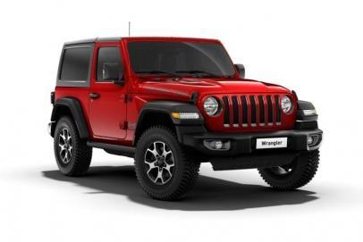 Jeep Wrangler lease car