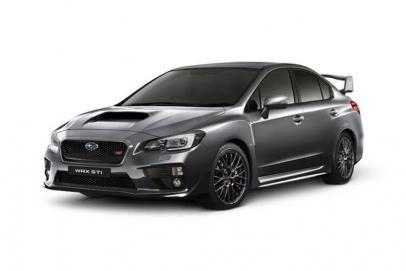 Subaru WRX lease car