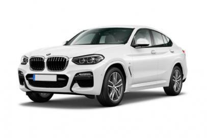 BMW X4 lease car