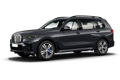 BMW X7 lease car