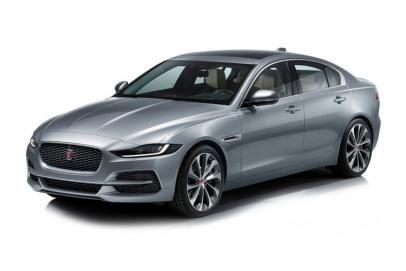 Jaguar XE lease car