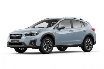 Subaru XV lease car