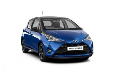 Toyota Yaris lease car
