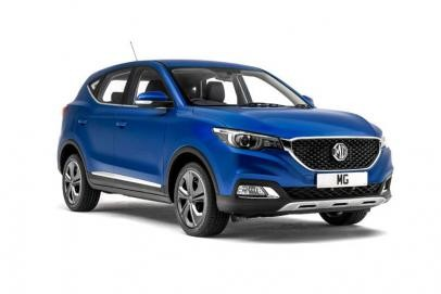 MG Motor UK ZS lease car