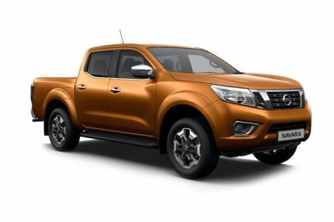 Nissan Navara Pick-Up Pick Up Double Cab 2.3dCi 190 Tekna Auto