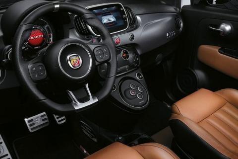 Fiat Abarth Hatchback 595 1.4 T-Jet 145hp