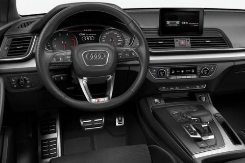 Audi Q5 SUV 40 TDI 190 Quattro S Line S tronic