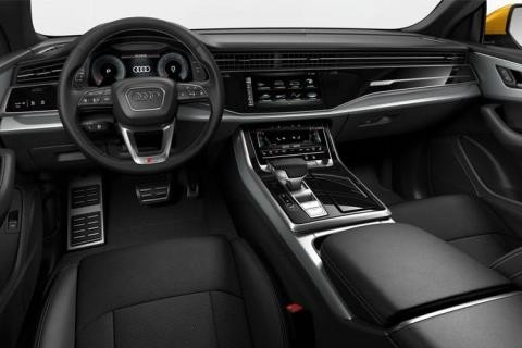 Audi Q8 SUV 5 Door 55 TFSI 340 Quattro S Line Tiptronic