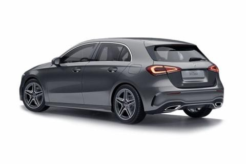 Mercedes A-Class Hatchback A35 5 Door Hatch 2.0 AMG Premium Plus Auto 4MATIC