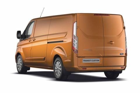 Ford Transit Custom Van 280L1 2.0TDCi 130 EcoBlue Limited