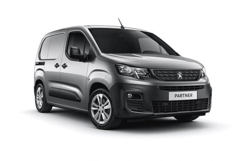 Peugeot Partner Van 1.6 BlueHDi 1000 100 Professional Start+Stop