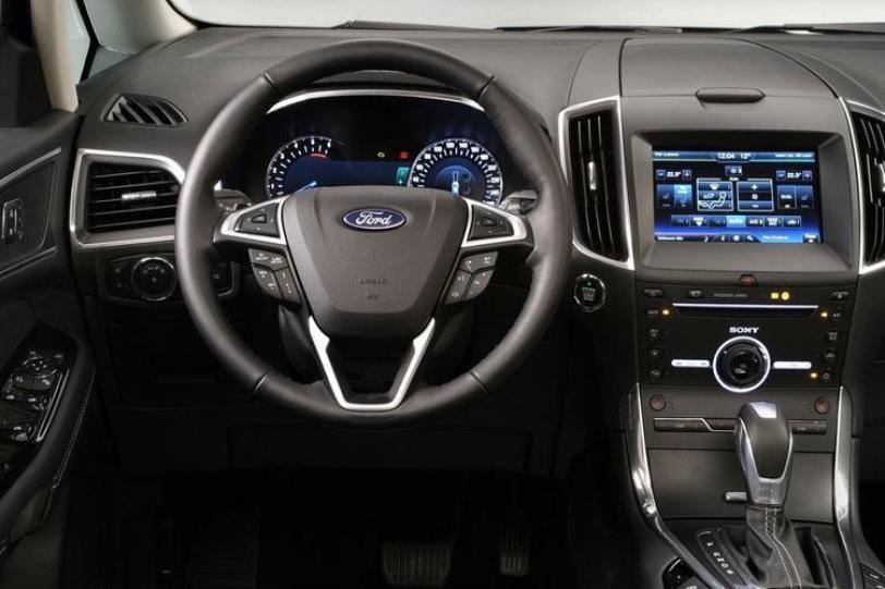 Ford Galaxy Estate